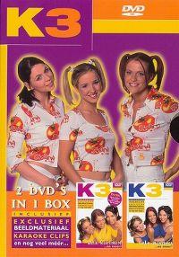 Cover K3 - Alle kleuren & Tele-Romeo ... en meer! [DVD]